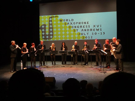 Apollo Saxophone Orchestra
