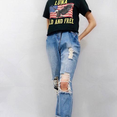 """The Perfect Boyfriend"" jeans"