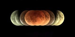 Soin d'éclipse lunaire
