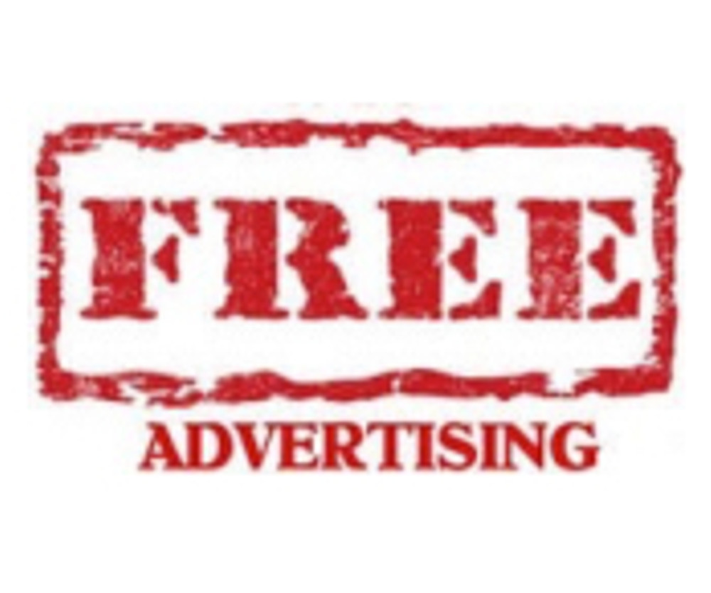FREE ADVERTISING for your product or service_0001