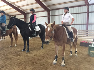 Lainey Ashker Clinic Report
