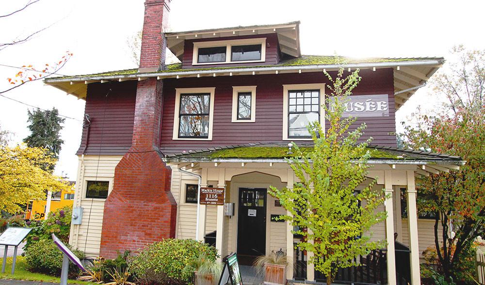 Coquitlam Heritage at Mackin House