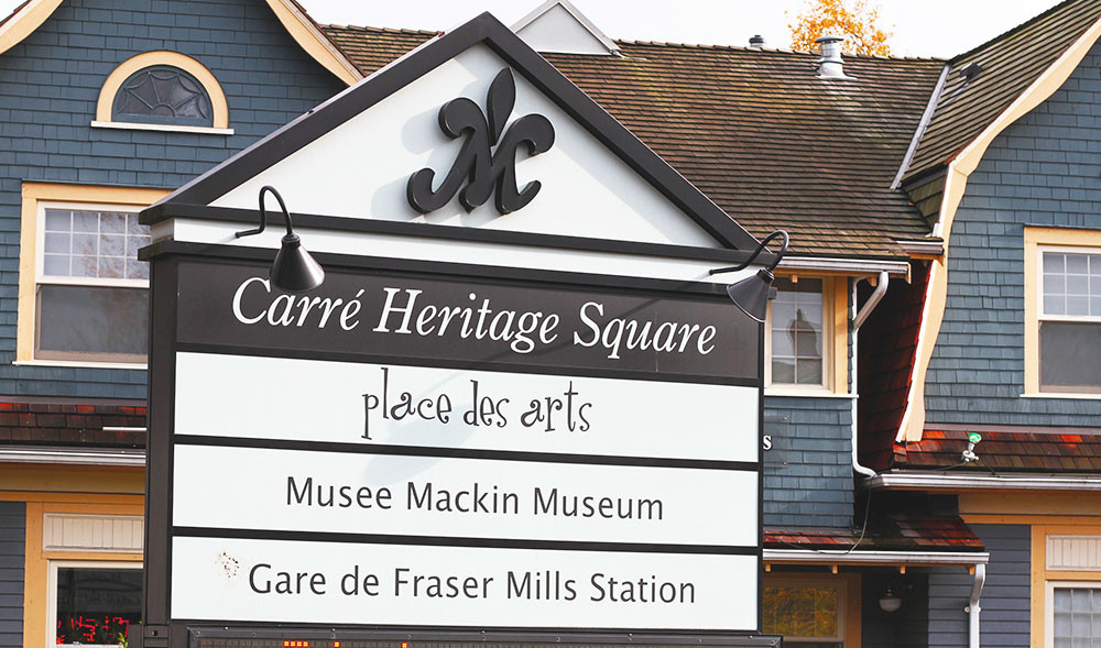 Carre Heritage Square