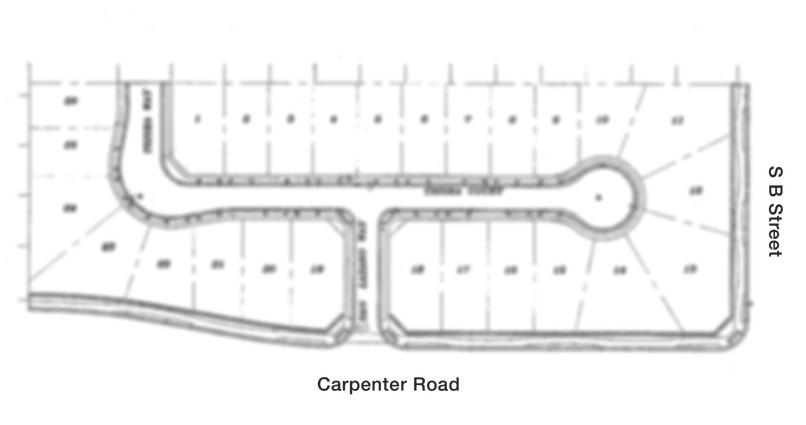 Linda Vista Landscape plans