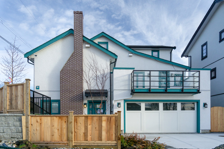 Villa Bleu Heritage House-Exterior 2