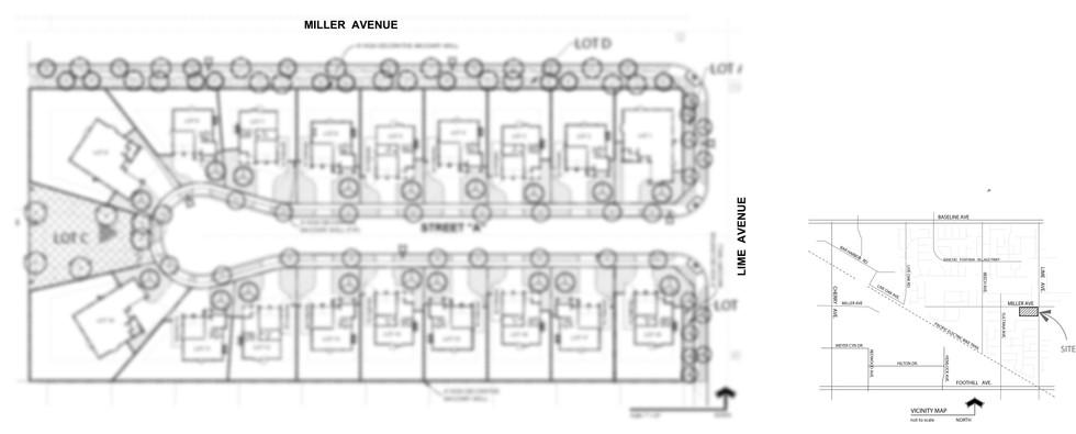 WestPoint Landscape plan