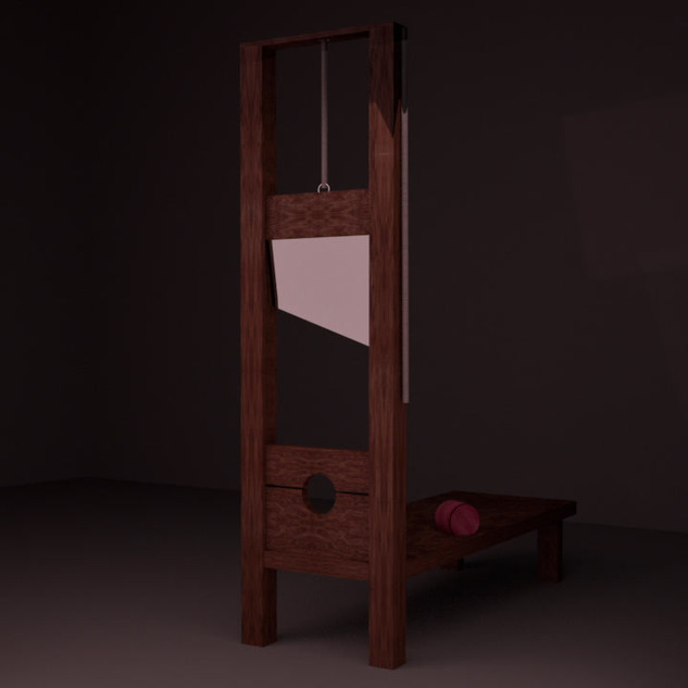Physical Guillotine