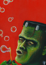 Illustration- Frankie Bubbles