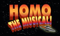 Logo - Homo The Musical