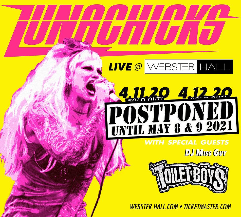Lunachicks promo postponed2021.jpg