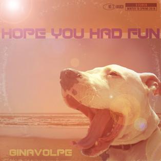 CD Cover- Hope You Had Fun