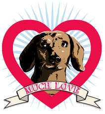 T-Shirt - Much Love