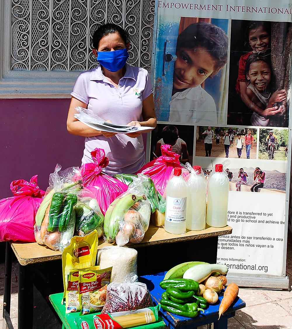 Empowerment International FOOD AND HYGIENE KITS