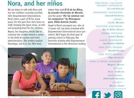 December Empowerment International News from Nicaragua