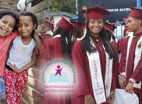 On a path full of hope and possibility,  with Empowerment International and You