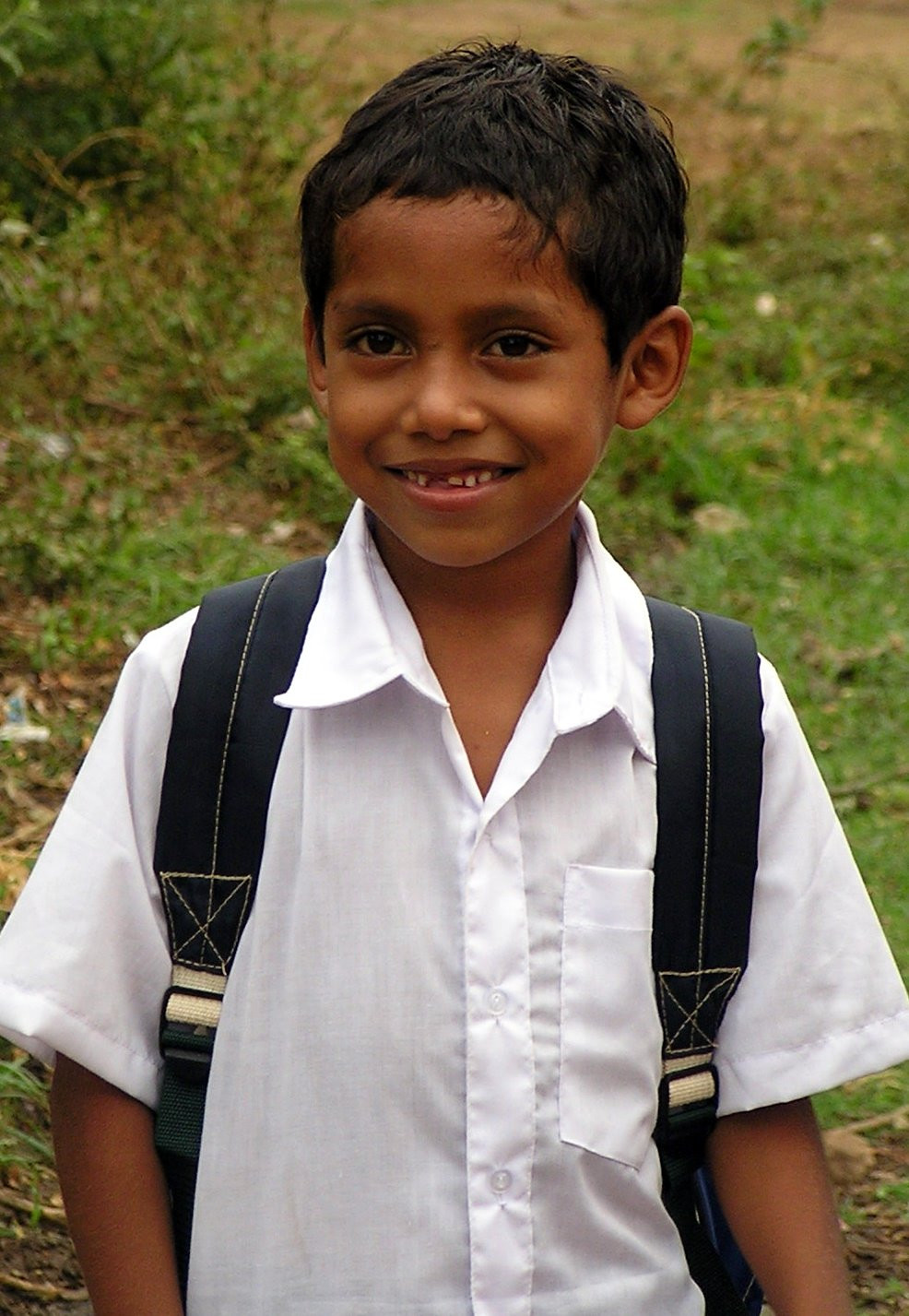 Jose Armando, 6 Years Old