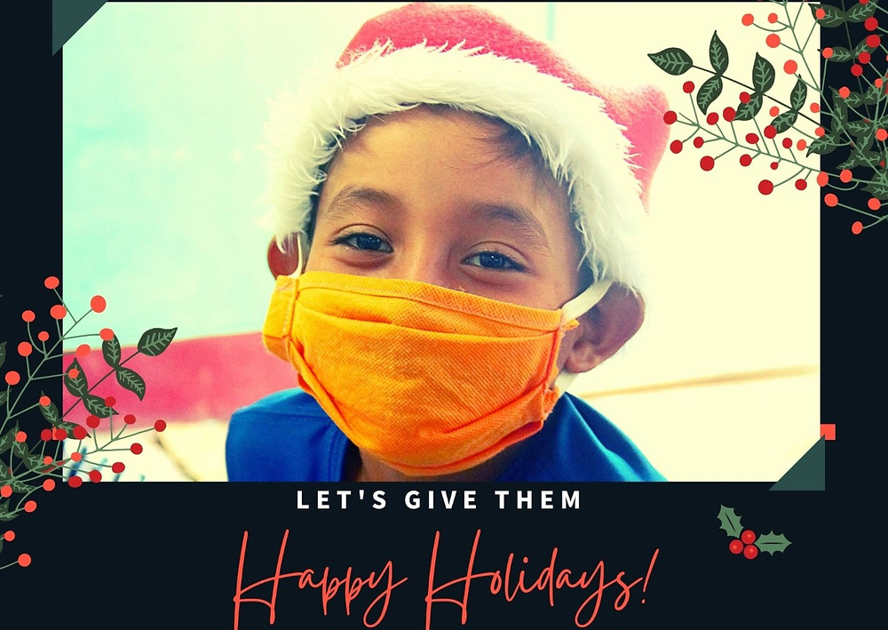 Let's Give them a Happy Holiday