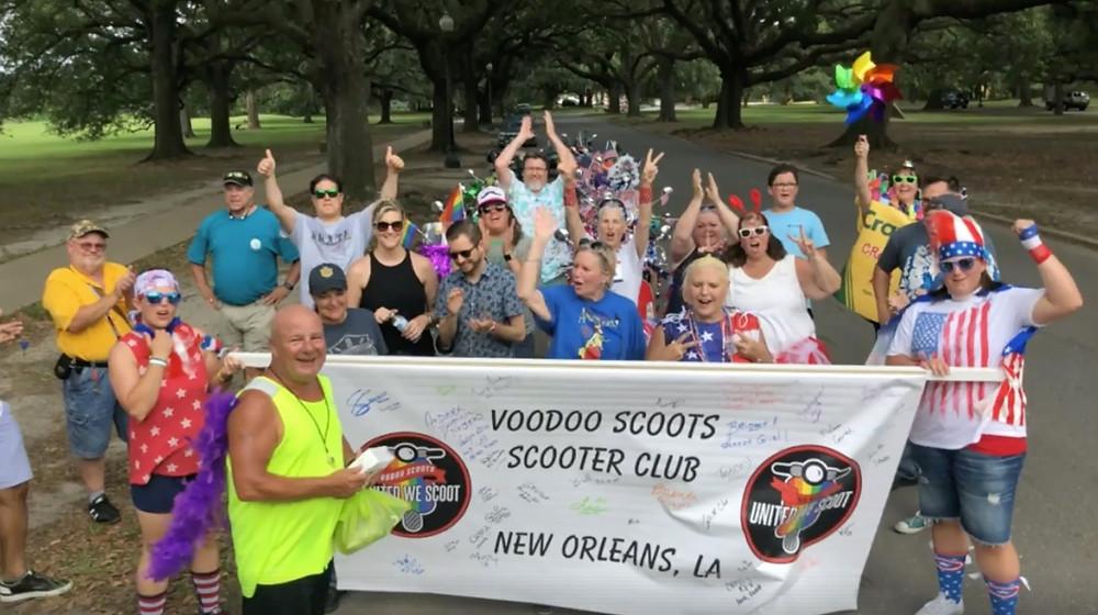 VooDoo Scoots NVPD Winning Moment