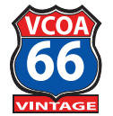 VCOA Vintage Sticker