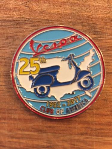25 Year Anniversary Cog