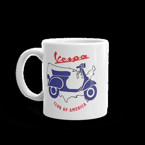 Product Code: Vespa Club of America (VCOA) Mug