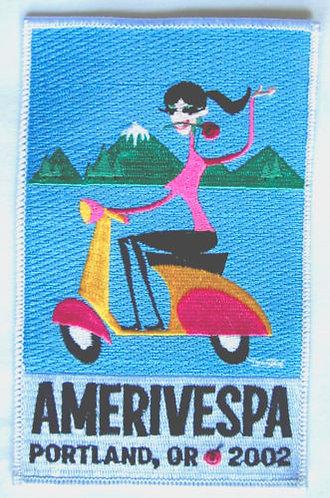Amerivespa 2002 Rally Patch