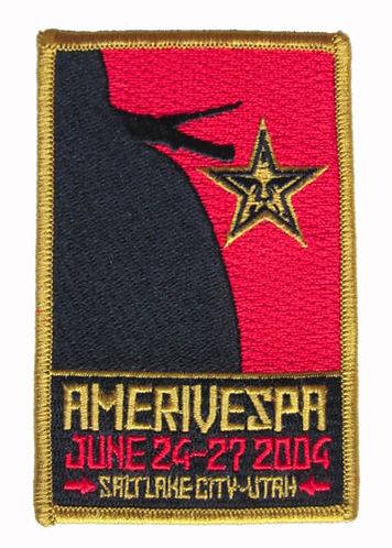 Amerivespa 2004 Patch