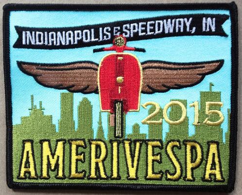Amerivespa 2015 Rally Patch