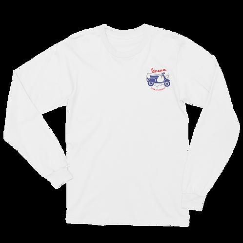 Vespa Club of America Men's Long Sleeve T-Shirt