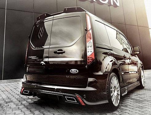 Ford Transit Connect Mk2- Rear bumper