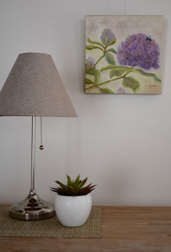 Oil painting 30x30cm