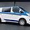 Thumbnail: FORD TRANSIT CUSTOM- SIDE SKIRTS (LIMITED), ONLY FOR SWB