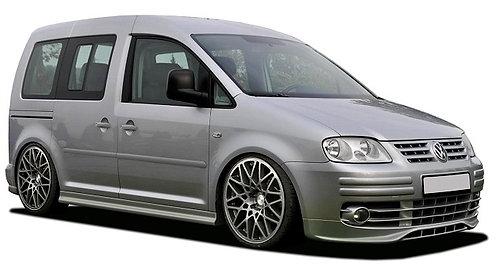 VW CADDY Mk3 2K- Front Splitter , only for Prefacelift