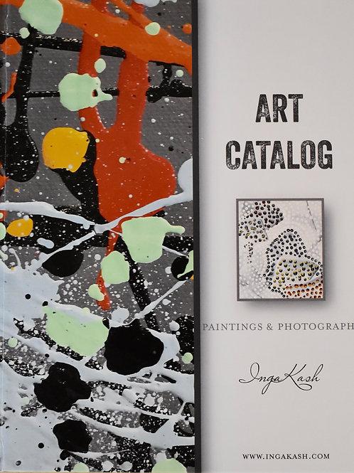 Art Catalog Inga Kash