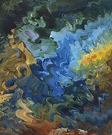 colorful paintings, Belgium