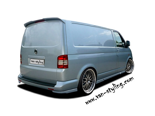 VW T5 Roof spoiler (Sportline), only for Tailgate