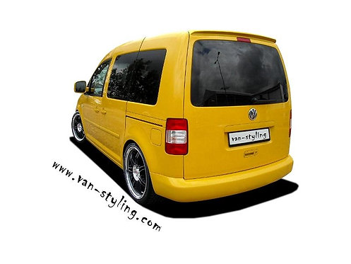 VW CADDY Mk3 2K- Roof Spoiler, only for Tailgate