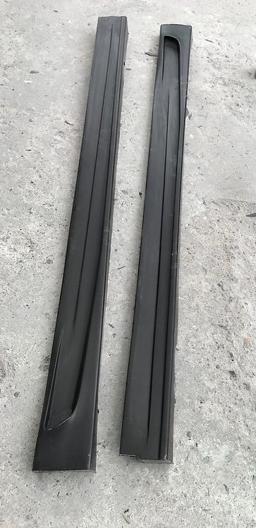 Ford Transit Connect MK2- Side Skirts (GTX), only for SWB