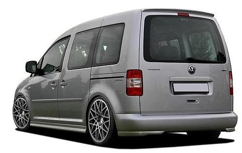 VW CADDY Mk3 2K- Rear bumper corners add ons