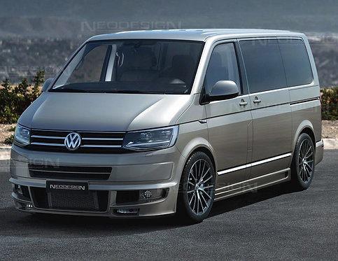 VW T6- SIDE SKIRTS, ONLY FOR SWB