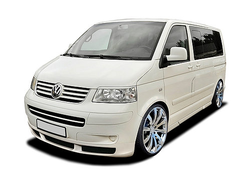 VW T5- Front splitter(AB_T) Only for Prefacelift Caravelle
