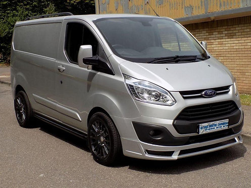 Ford Transit Custom- Body kit (GERMAN) only for Prefacelift