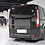 Thumbnail: Ford Transit Custom- Roof spoiler (M-Style) only for Tailgate