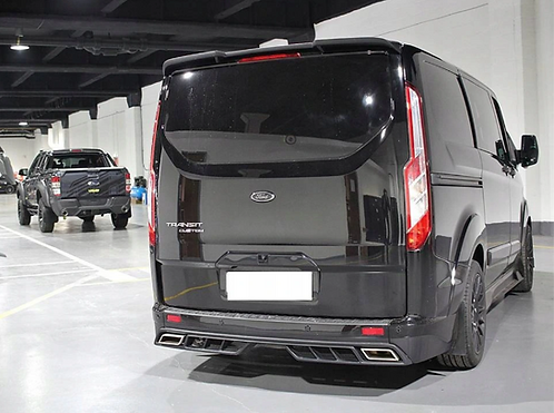 Ford Transit Custom- Roof spoiler (M-Style) only for Tailgate