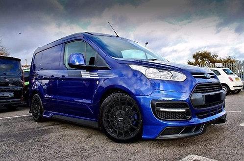 Ford Transit Connect MK2- (M-SPORT) Side skirts, only for LWB