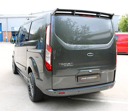 FORD TRANSIT CUSTOM- ROOF SPOILER (RS), ONLY FOR TAILGATE