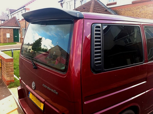 VW T4 Roof spoiler, only for Tailgate