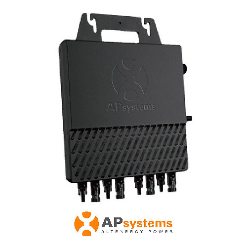 Microinversor APS 1500W p/4 paneles