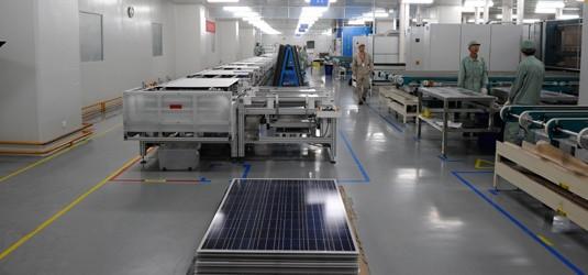 Producción_ de_ paneles_ solares