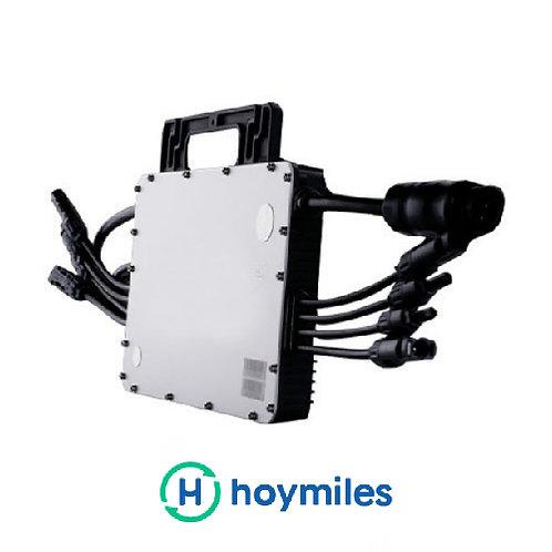 Microinversor Hoymiles 1500W 220V p/4 Paneles Solares